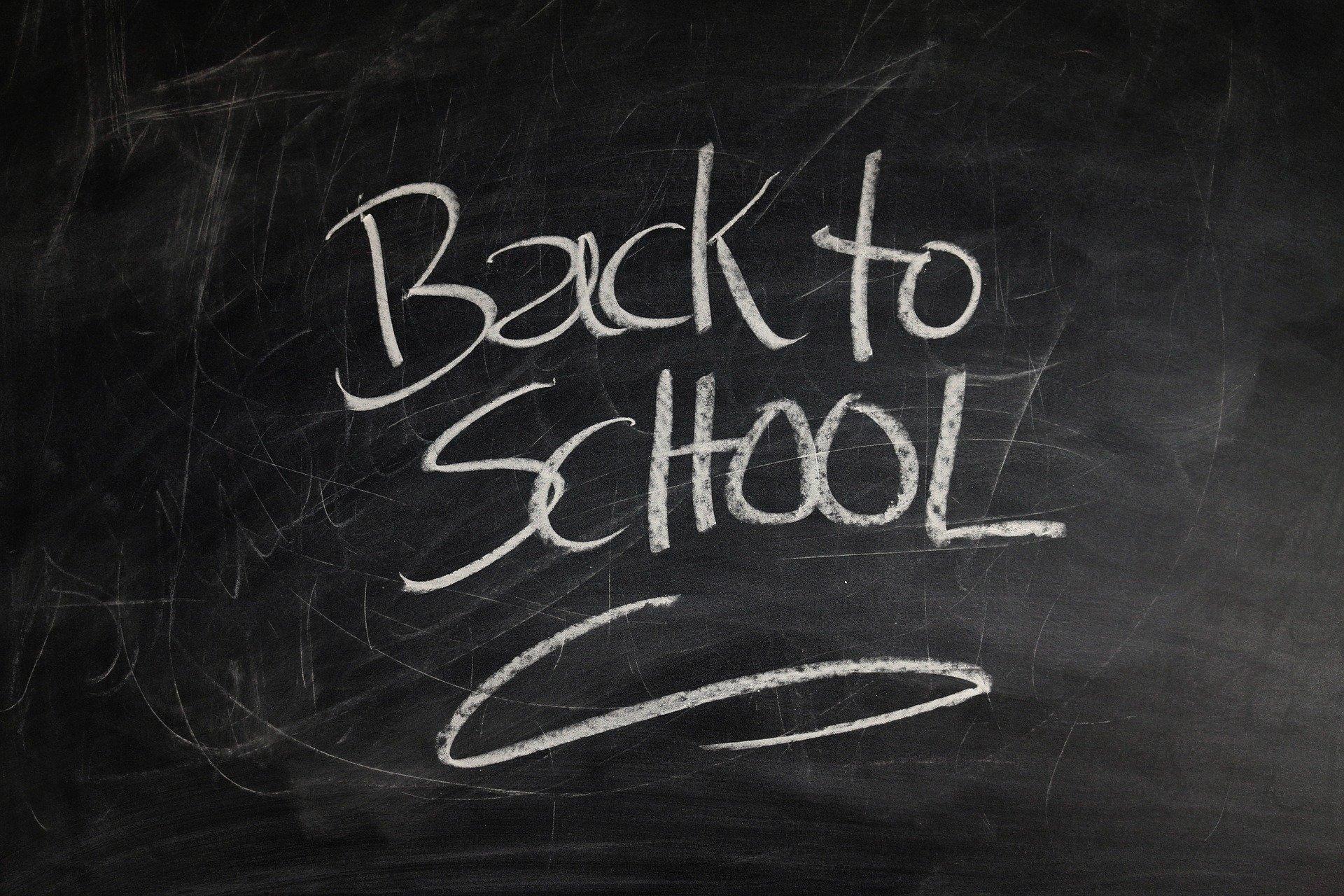 Willkommen zurück in der Schule!