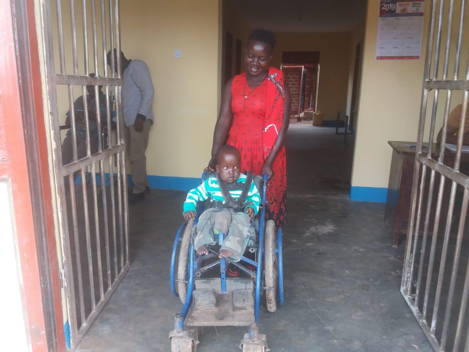 Schüler mit Behinderung