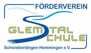 Das Logo des Fördervereins der Glemstalschule.