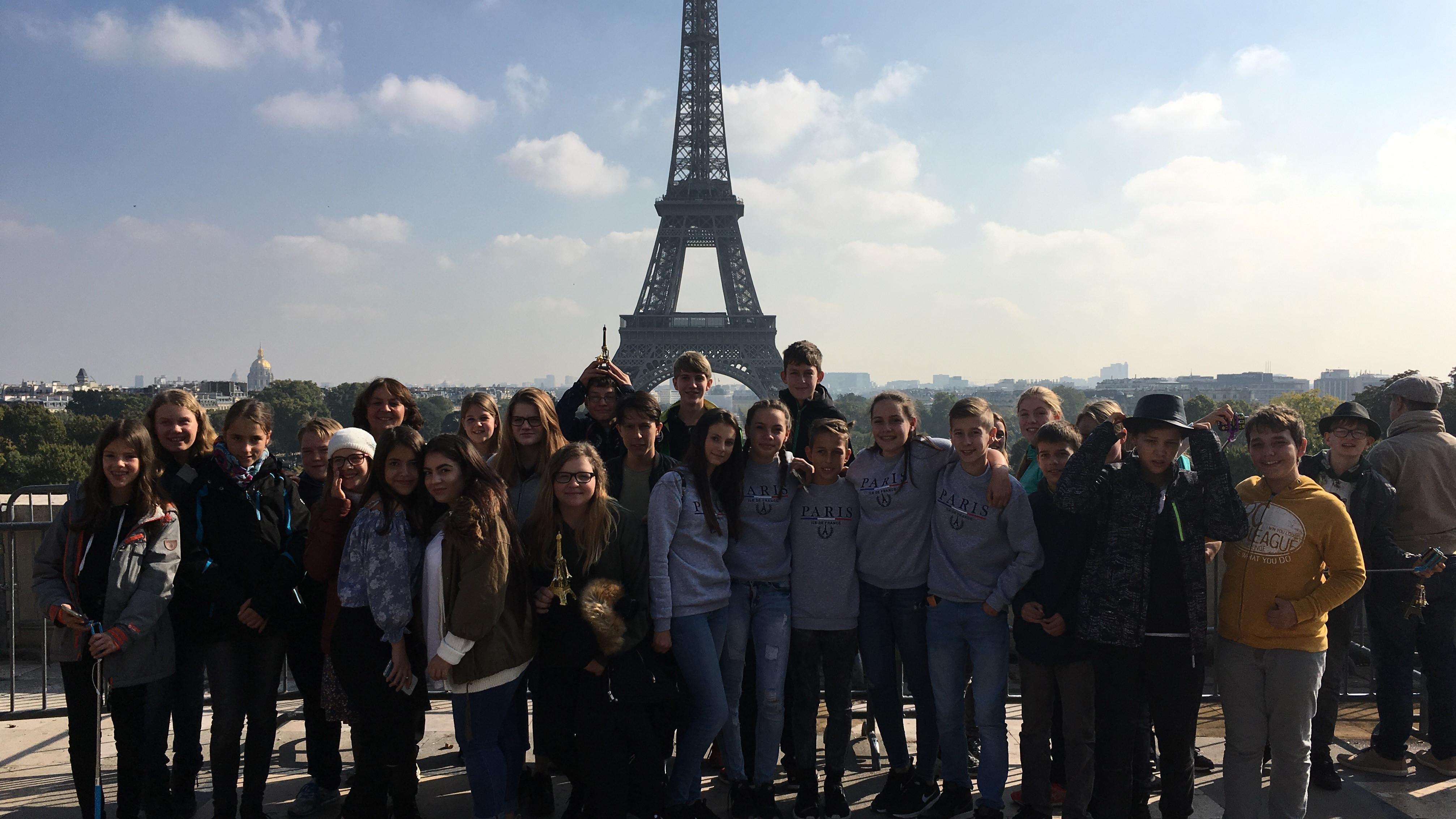 Unser Frankreich-Austausch